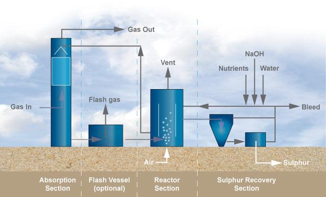 Thiopaq O Amp G Process Description Paqell